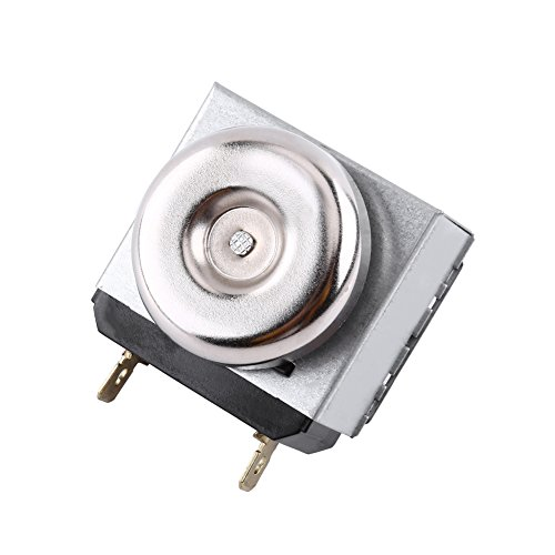 LiebeWH AC120V (60Hz)/AC250V (50/60Hz) 1 bis 60 Minuten Zeitschaltuhr, 60 Minuten Ofensteuerung für elektronischen Herd und Elektro-/Mikrowellenherd