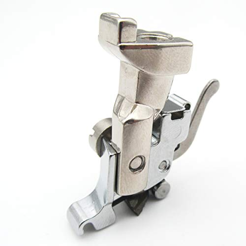 CKPSMS Marca - 1conjunto # CY-7300L + 0083687000 Sistema de adaptador de pies prensatelas Compatible con Bernina