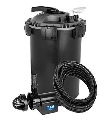 T.I.P. TFP 16000 UV 13 Teichdruckfilter, schwarz