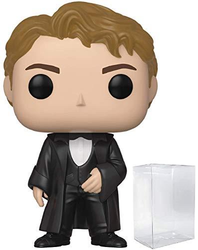 HARRY POTTER - Cedric Diggory (Yule Ball) Pop Vinyl Figure (Includes Compatible Pop Box Protector Case) image