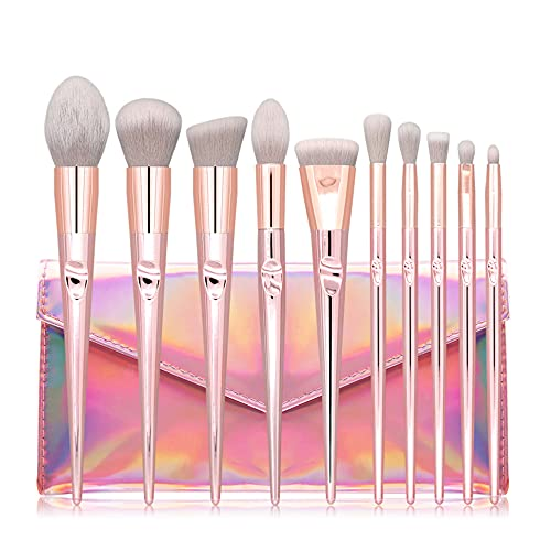 Brochas Maquillaje Estuche marca CHIFEI