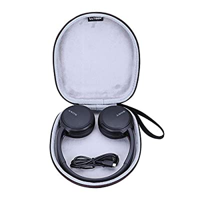 LTGEM Hard Case for Sony WH-CH510 or Sony WH-CH500 Wireless Headphones by LTGEM