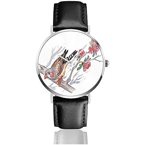 O_R% 60EB1ICE ~ VOA ~ Q9 SJ Reloj de Pulsera Casual de Negocios para Mujer Reloj para Hombre Relojes para Hombre