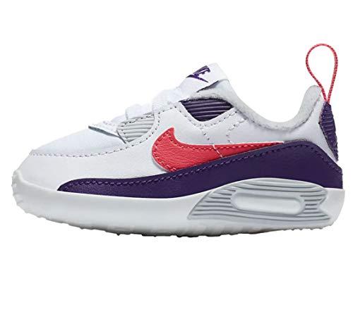 Nike Sneakers Air Max 90 Crib Neonati CI0424100 17
