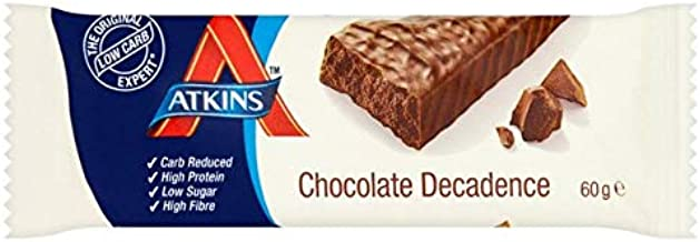 Atkins Advantage Choc Decadence Bar 60g 15