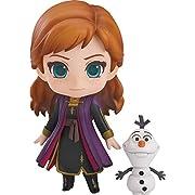 ねんどろいど アナと雪の女王2 アナ Travel Dress Ver. ノンスケール ABS&PVC製 塗装済み可動フィギュア
