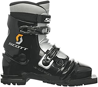 Excursion Telemark Boot-Black/Silver-27.5