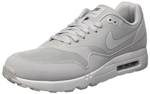 Nike Air MAX 1 Ultra 2.0 Essential, Zapatillas para Hombre, Gris (Wolf Grey/Wolf Grey/Pure Platinum/Dark Grey), 42.5 EU