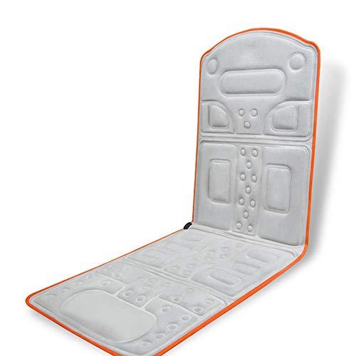 SXFYQ Massageverwarmingsmat voor het lichaam, multifunctioneel, warm, compressor, verlengd, dubbel gebruik, seniorengrootte, massage thuis, infrarood, elektrisch