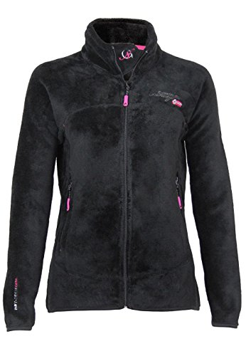 Geographical Norway WN606F/GN Polaire Femme, Noir, FR : L (Taille Fabricant : L)