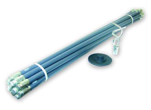 Rolson Tools 60967 - Juego de tubos de drenaje y accesorios (12...