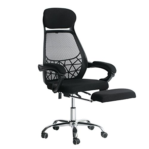 Excellent Best Ergonomic Recliner Chairs With Footrest For Office Use Machost Co Dining Chair Design Ideas Machostcouk