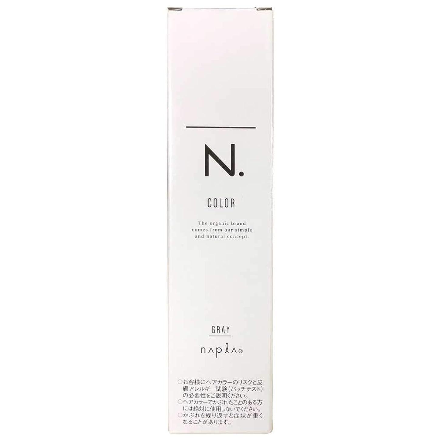 お香発見成分ナプラ エヌドットカラー グレイファッション 第1剤 80g (G-6GrB)