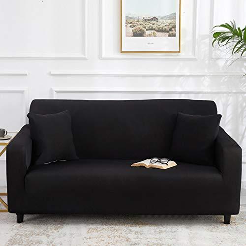 yunge Elastische Sofabezüge für Wohnzimmerstuhl Couchbezug Vollständig eingewickelt Home Sofabezug rutschfeste Dekoration-Farbe 10,4-Sitzer 235-300cm