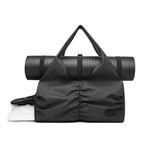 YUMC Compact Travel Gym Bag for Women