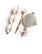 set of 3 casual hair clip