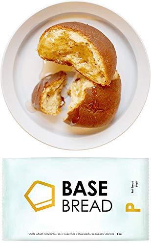 BASE BREAD ベースブレッド 完全食 完全栄養食 食物繊維 4袋8個セット(1袋2個入り)