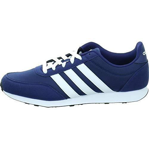 adidas Herren V Racer 2.0 Fitnessschuhe, Blau (Azul 000), 36.5 EU