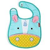 Skip Hop Zoo - Babero, diseño unicorn, multicolor