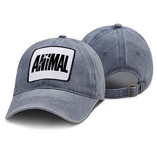 JXWH Letter animal print fashion baseball cap outdoor unisex bounce cap adjustable riding sun hat sunscreen casual baseball cap 51-57