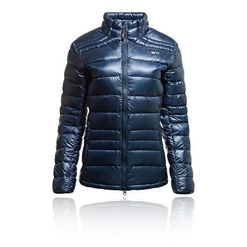 YETI Desire W's Lightweight Down Jacket Damen Daunenjacke Jacke, Mood Indigo, Größe M