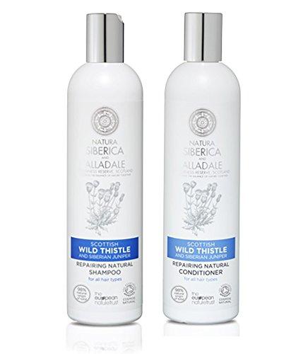 Natura Blaustern alladale Reparatur natur Shampoo & Conditioner 400ml