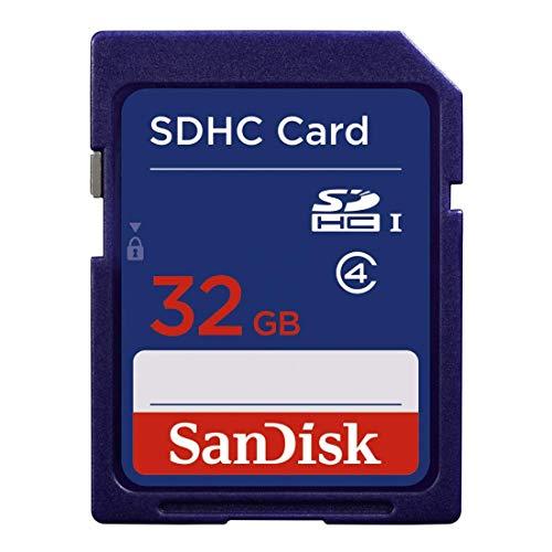 SanDisk SD SDHC 32GB Class 4 Speicherkarte