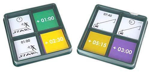 Betzold 87957 - Set de iniciación y acabado con hora y minuto , color, modelo surtido