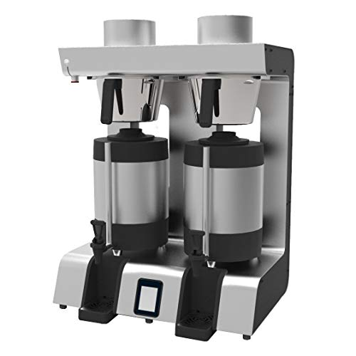 Check Out This Marco JET6 TWIN 3.2 Gal. Automatic Double Coffee Brewer 1000855US