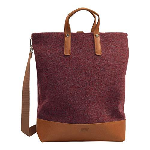 Jost Farum X-Change (3in1) Bag S Sac à Main porté Dos 13? Bordeaux