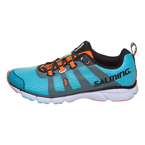 Salming Herren Laufschuh Natural Running enRoute 2-1288043 (48 2/3 EU, Blau)