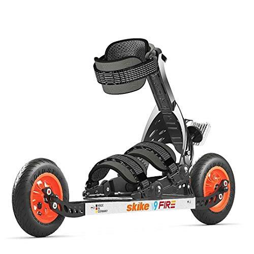 Skike® Cross-Skater V9 Fire 150