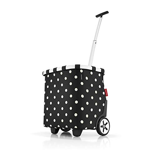 Reisenthel carrycruiser Mixed Dots Bolsa de Viaje 48 Centimeters 40 Negro (Mixed Dots)
