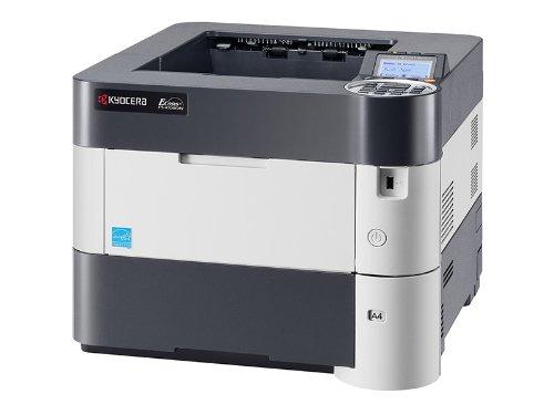 Kyocera FS-4100DN Monolaserdrucker (1200x1200dpi, 2x USB 2.0) grau/anthrazit