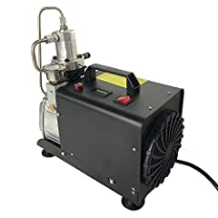 Voltage:110v, Frequency:60Hz, Flow Rate:30L/min; 1cfm, Power:1500w. Working Pressure Service: Normally rated pressure 20Mpa/200bar/3000psi to Max 30Mpa/300bar/4500psi. Working Pressure Service: 20-30MPa, 200-300bar, 3000-4500psi pressure. Motor Type:...