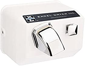 Excel Dryer 76 W Push Button Surface Mounted