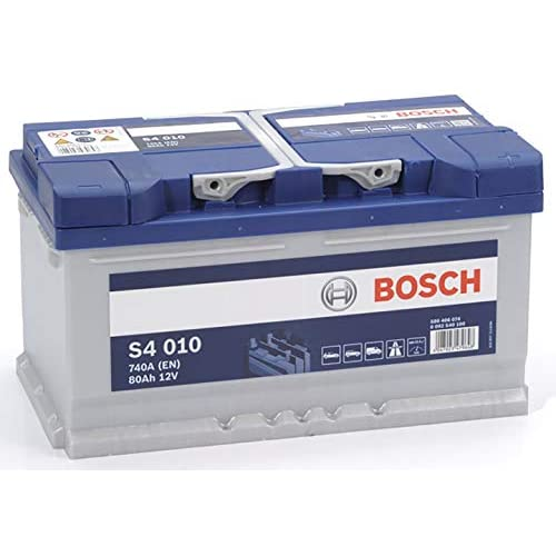 Bosch S4010 Batteria Auto 80A/h-740A