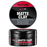 sexyhair Style Sexy Hair Matte Clay, 1er Pack (1X 50ML)
