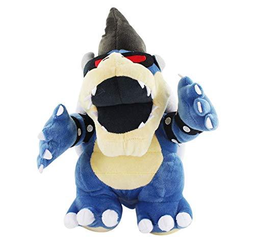 N/T Super Mario Bros 3D Land Bone Koopa Dragon Dark Bowser Lemmy Morton Roy Wendy Peluches Peluches Muñecas Regalos para Niños 30Cm