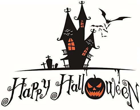 DNVEN 28 inches x 22 Halloween Cast Regular dealer Very popular Cemetery Spooky Happy