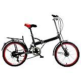 YLJYJ Beach Cruiser Bike para Bicicleta para Mujeres Adultas,Bicicleta demontaña con Marco de Acero de Alto Carbono para Hombres y Mujeres Adultos Singl (Color: Rosa-a)