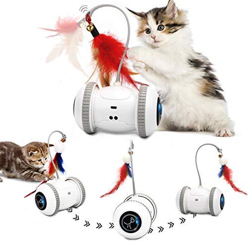 Nueplay Robotic Interactive Cat ...