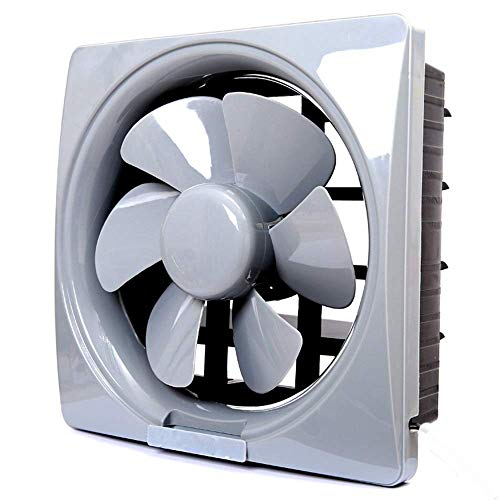 QZKFJ Extractor baño, Cocina Extractor Extractor Extractor Ventana del hogar Gas Cocina Baño de un Solo Sentido de Volumen de Aire: 750m2 / h, Frecuencia: 50 Hz (Color : B)