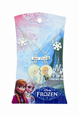 Frozen Best Friends Necklace Pendant