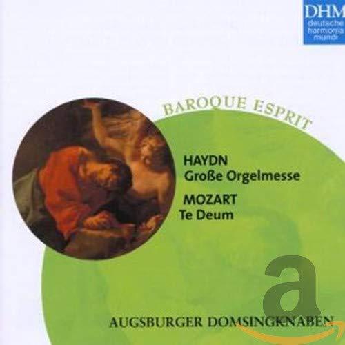 Haydn: Große Orgelmesse / Mozart: Te Deum