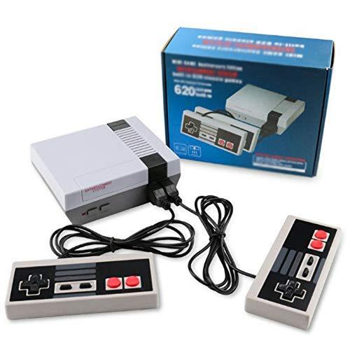 Retro Mini Giochi Classici Console Retro Mini Sistema di Gioco NES Console Retro Game Console con Built-in Gioco