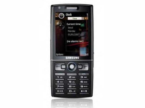 Samsung SGH-i550 Smartphone HSDPA Handy (GPS-Empfänger, FM-Radio) in schwarz
