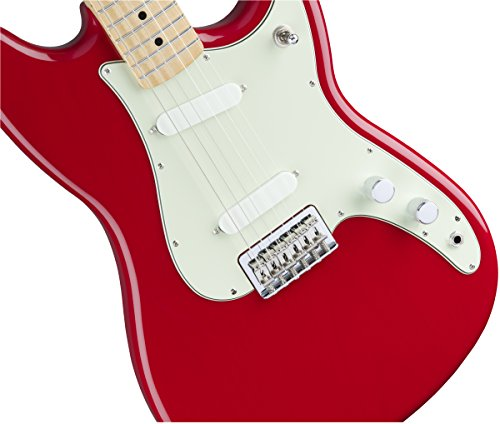 Fender Duo Sonic Electric Guitar - Maple Fingerboard - Torino Red