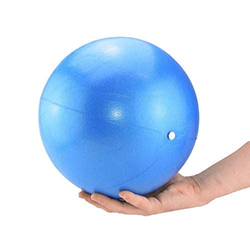 Soft Pilates & Yoga Ball blau