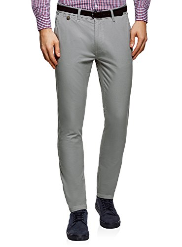 Pantalones chinos para hombre OOdji